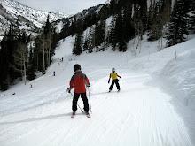 Snowbird Skiing 2012