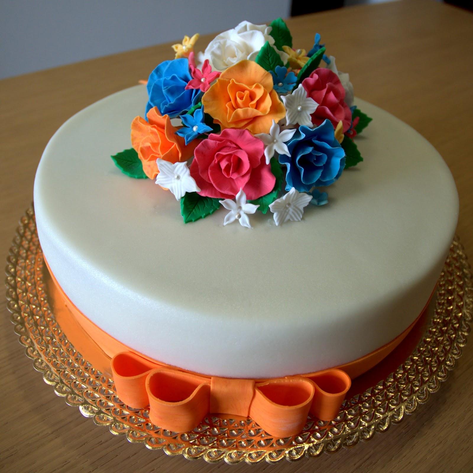 Famoso I Dolci di Rogelia: Torte di compleanno - Adulti WB19