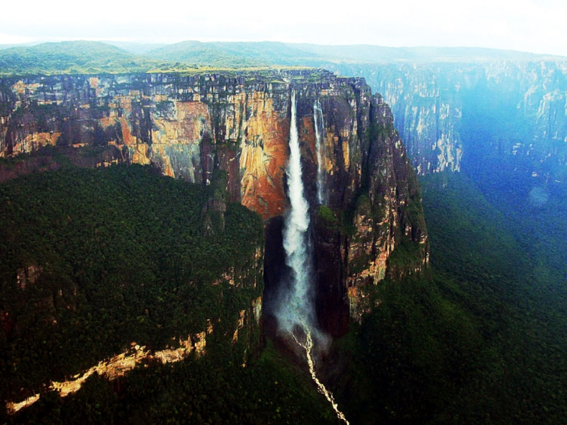 Lucid Dream: Next adventure - Paradise Falls - Monte Roraima