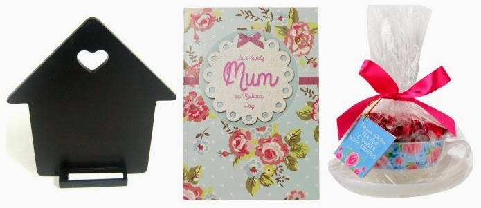 Yorkshire Blog, Mummy Blogging, Parent Blog, Asda, Review, Mothers Day, Card, Chalkboard, Teacup, Truffles