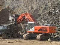 Excavator CE420-6 Face-shovel