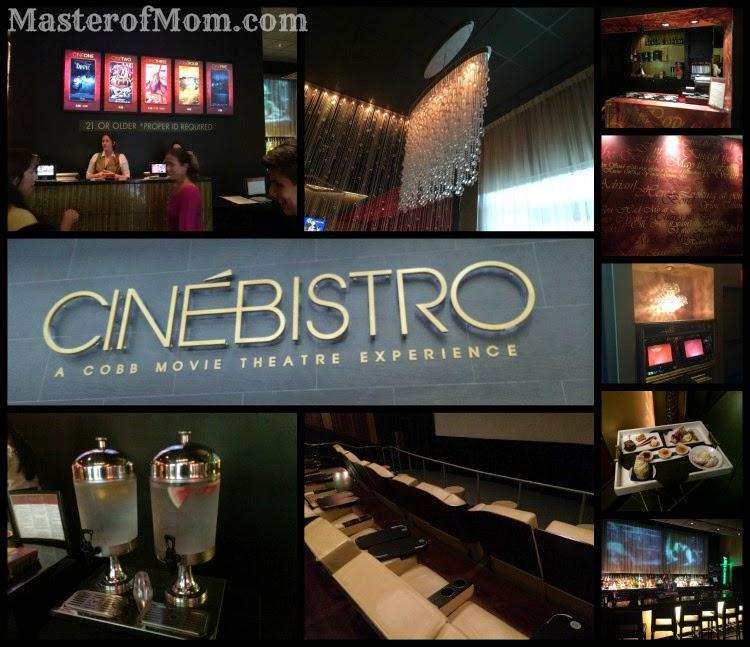 Cinebistro at Dolphin Mall in Miami, Florida