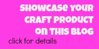 Let me loose on your craft products