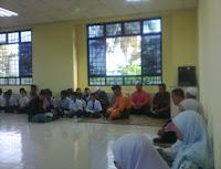 Majlis Bacaan Yasin pembukaan kelas baru