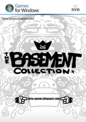 The Basement Collection PC Cover