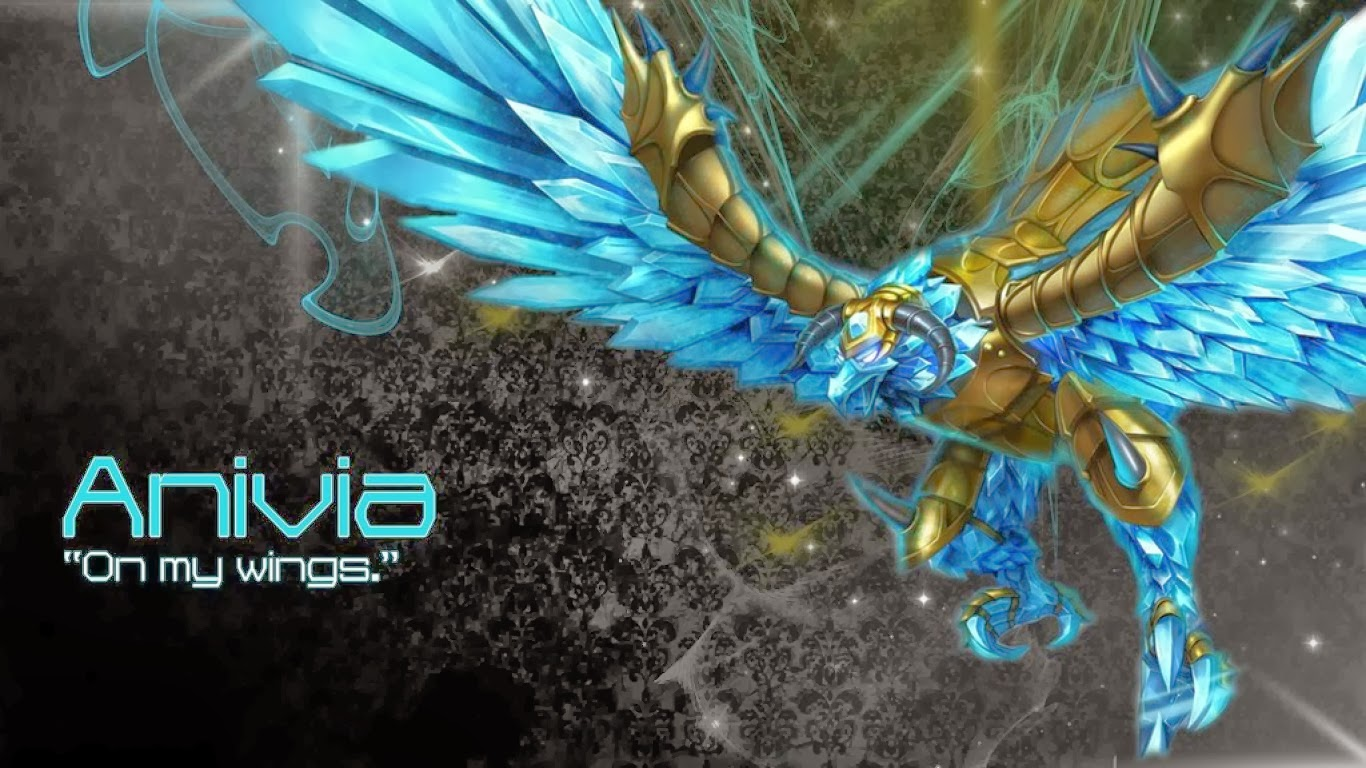 League of Legends Champions - Anivia - LOL Wallpaper