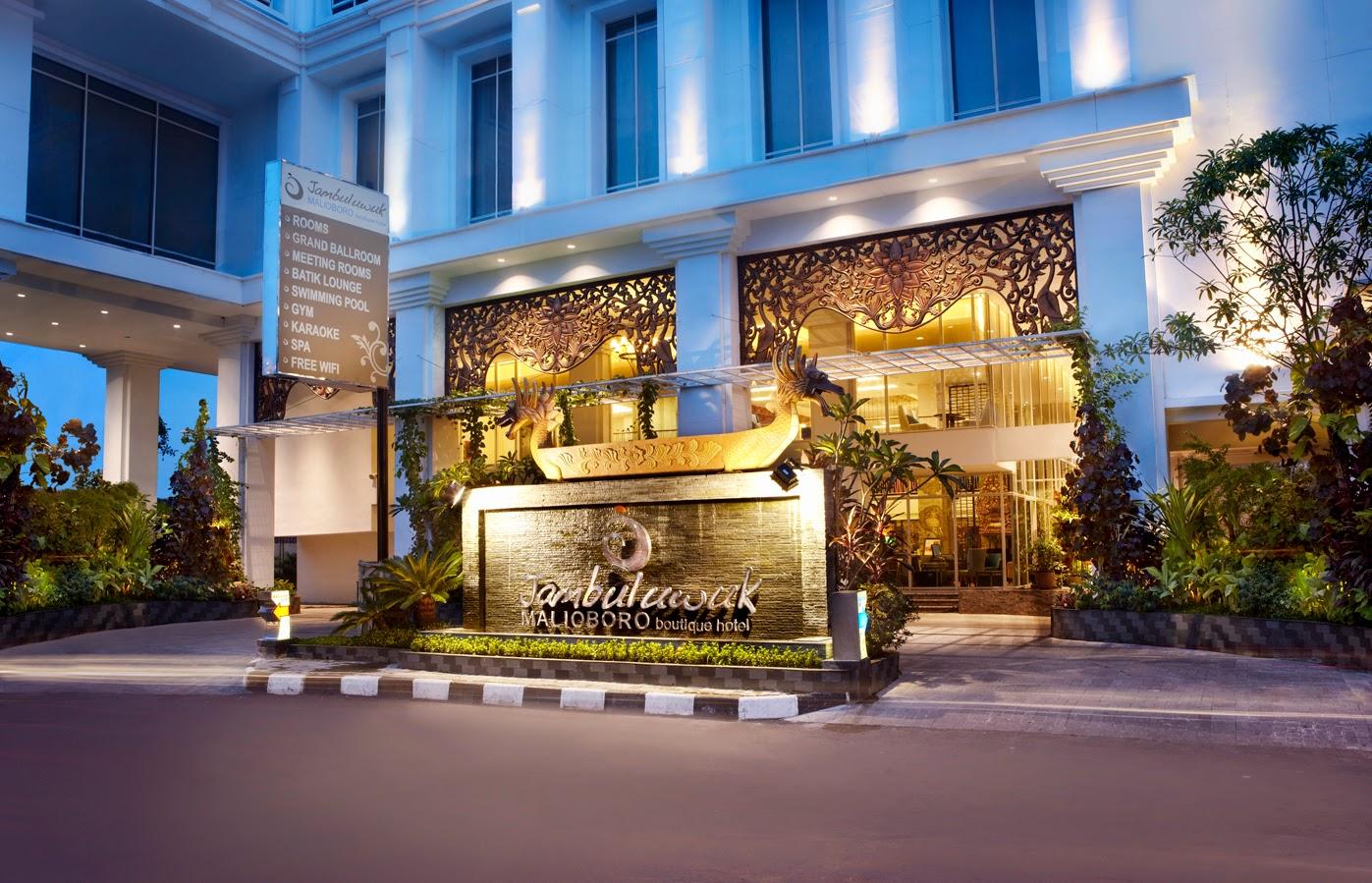 Daftar Hotel Murah Di Jogja