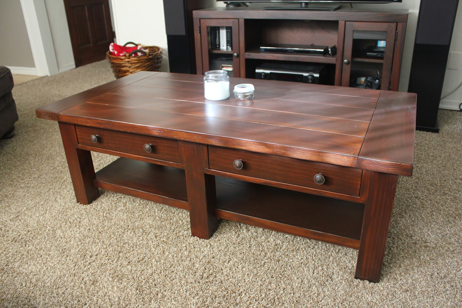 Furniture building pb inspired benchwright coffee table pb inspired benchwright coffee table geotapseo Choice Image