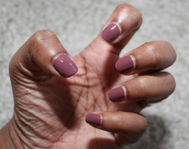 SALLY HANSEN PLUMS THE WORD