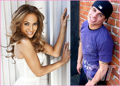 Jennifer Lopez takes off to Morocco with her toyboy, Casper Smart