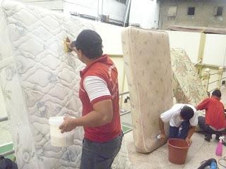 Lavado de colchones en Guayaquil