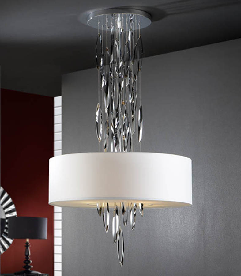 Home decoration l mparas modernas modern lights for Lampen n und l