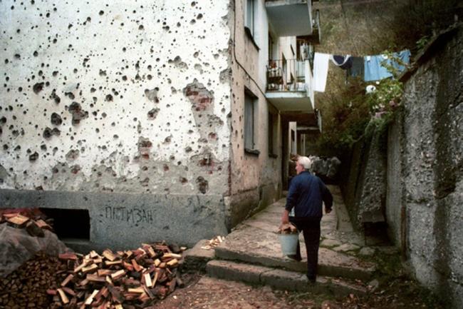 Survivalisme urbain et vécu : Bienvenue en enfer. Bosnie+3