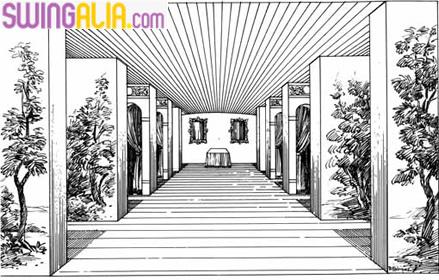 Silvia barzola arte perspectiva frontal 2 es - Habitacion en perspectiva conica ...