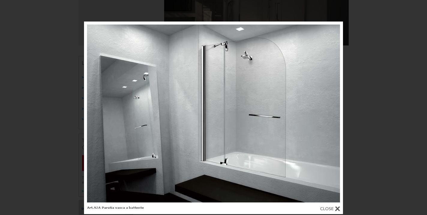 Arredo in da vasca da bagno a box doccia - Vasca doccia da bagno ...