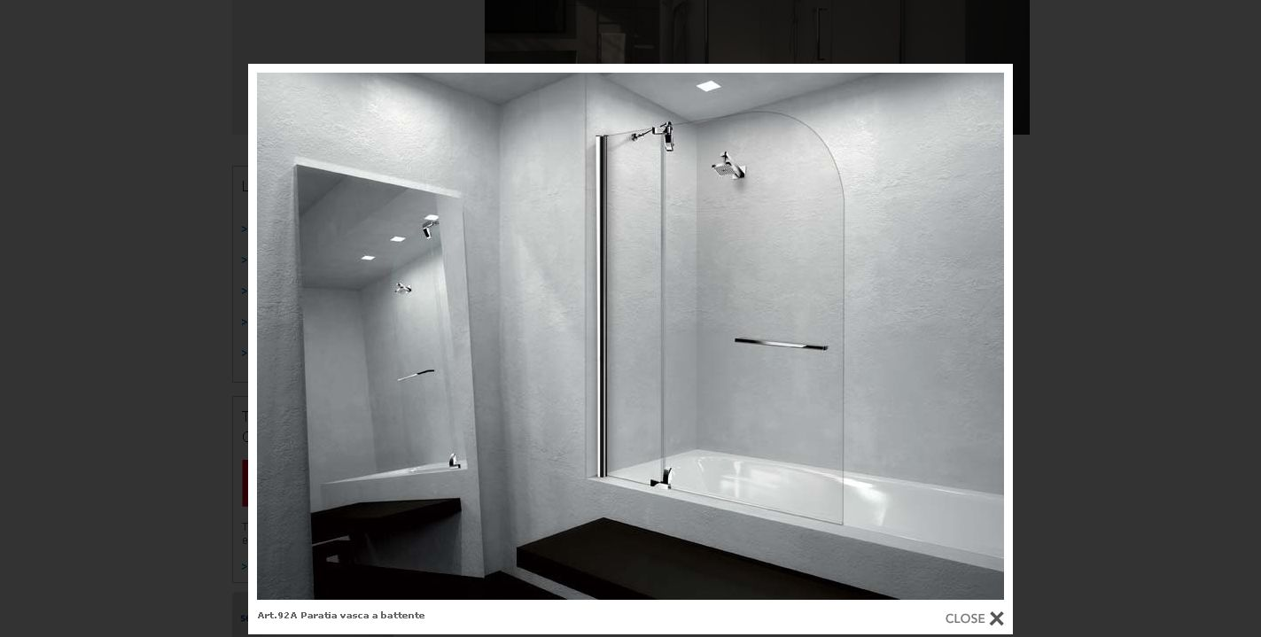 Arredo in da vasca da bagno a box doccia - Box doccia su vasca bagno ...