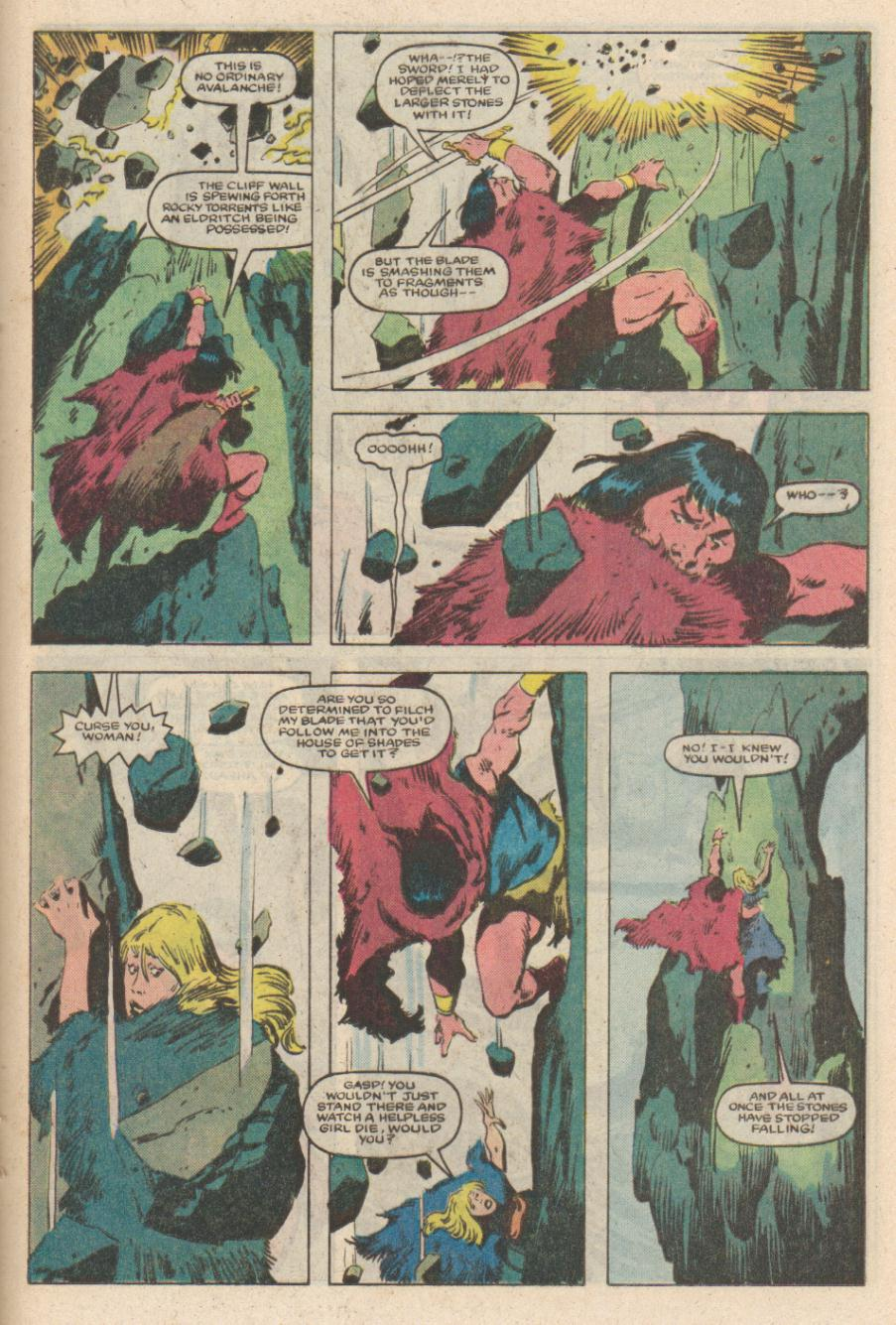 Conan the Barbarian (1970) Issue #169 #181 - English 16