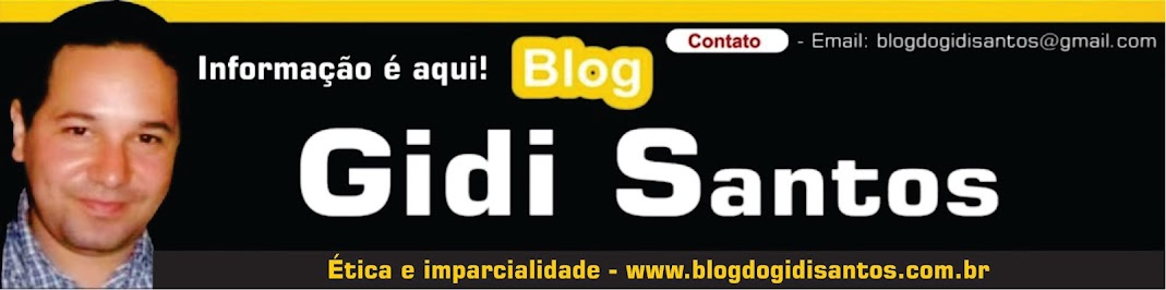 BLOG DO GIDI SANTOS
