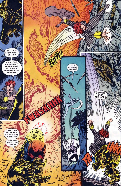 Captain America (1968) Issue #439c #391 - English 16