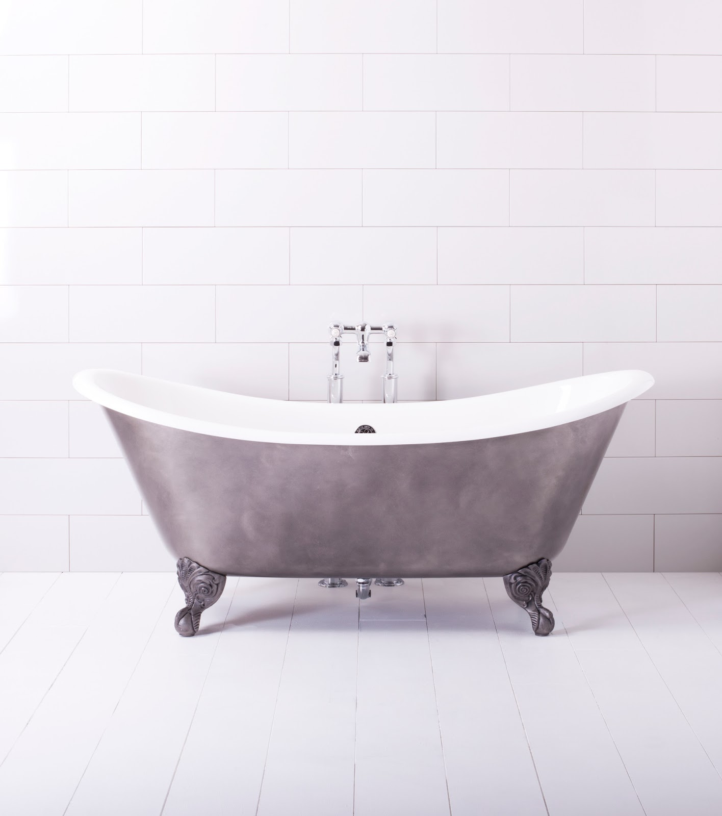 The Albion Bath Company Ltd Painted And Burnished Bath Tubs Albion Bath Co
