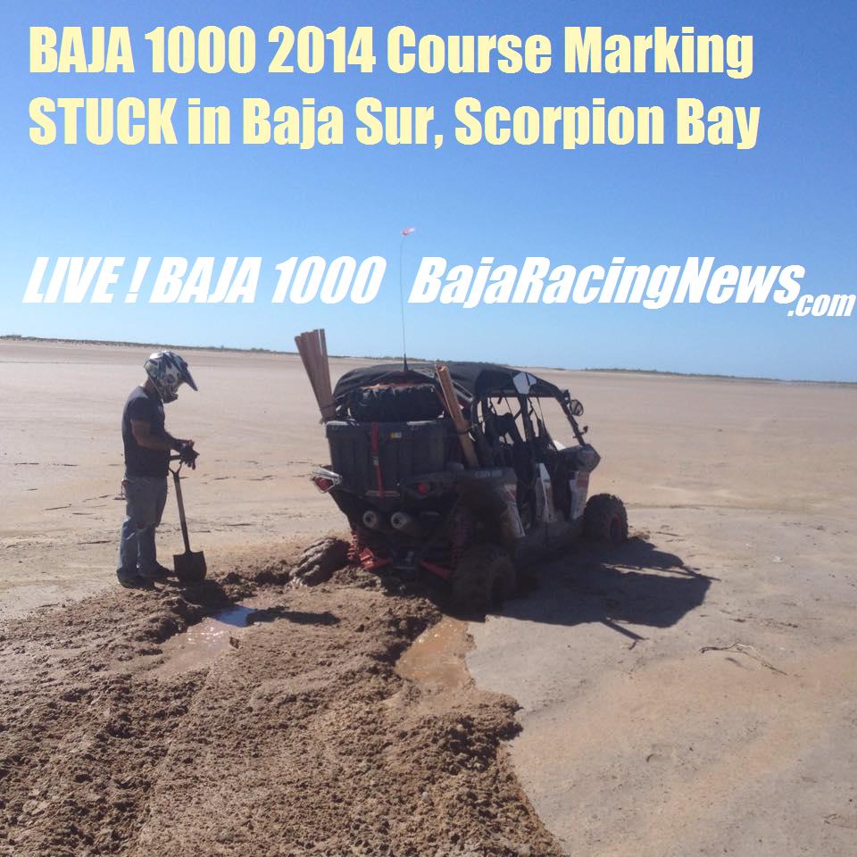 Baja racing news live