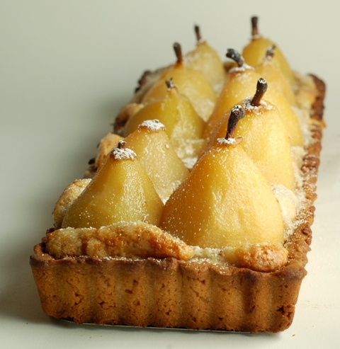 Tarts On Demand: Pear Tart