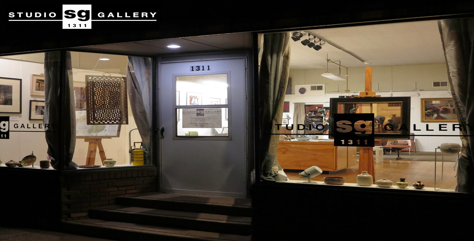 Studio Gallery 1311, LLC  (SG1311)