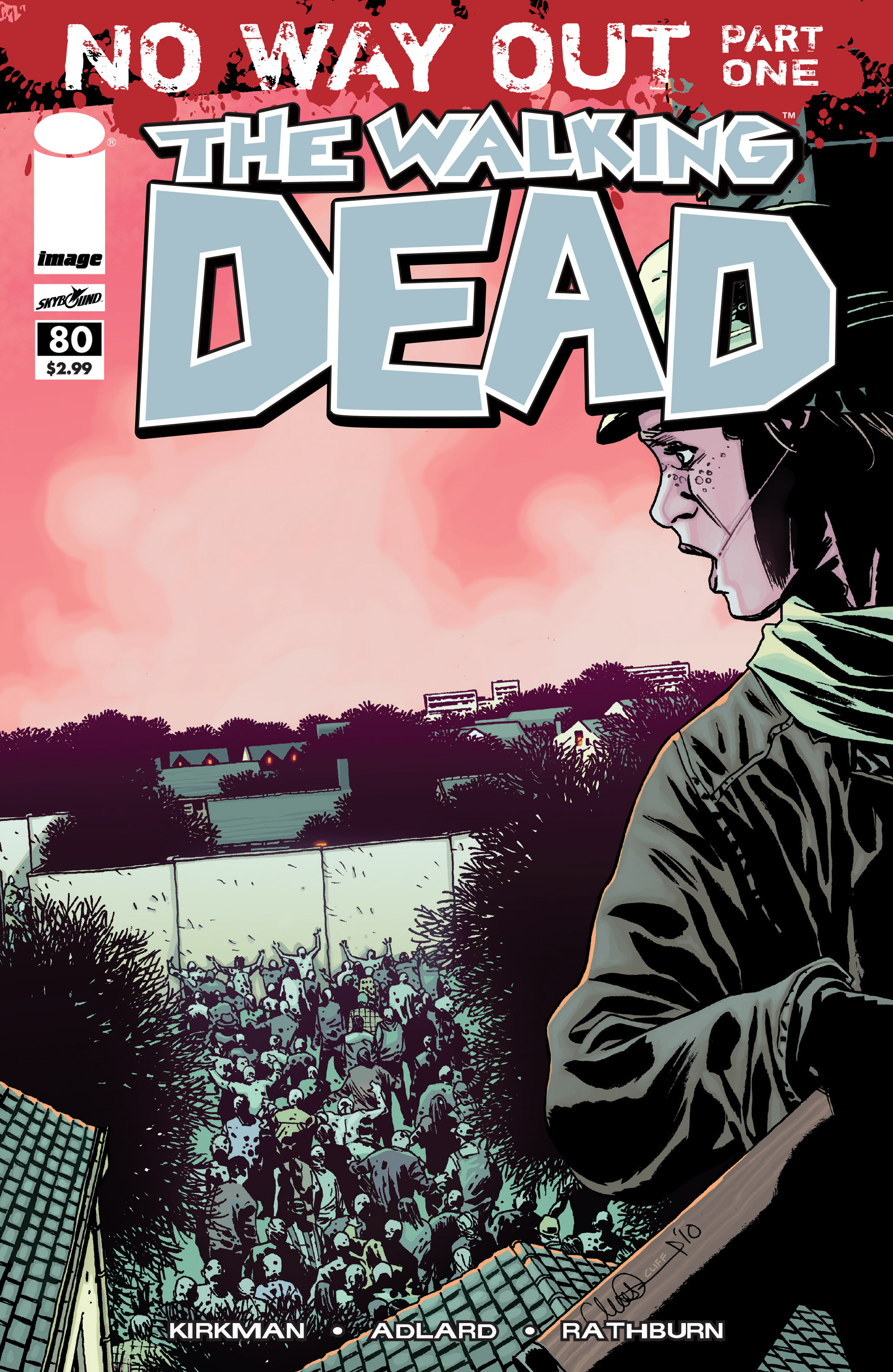The Walking Dead 80 Page 1
