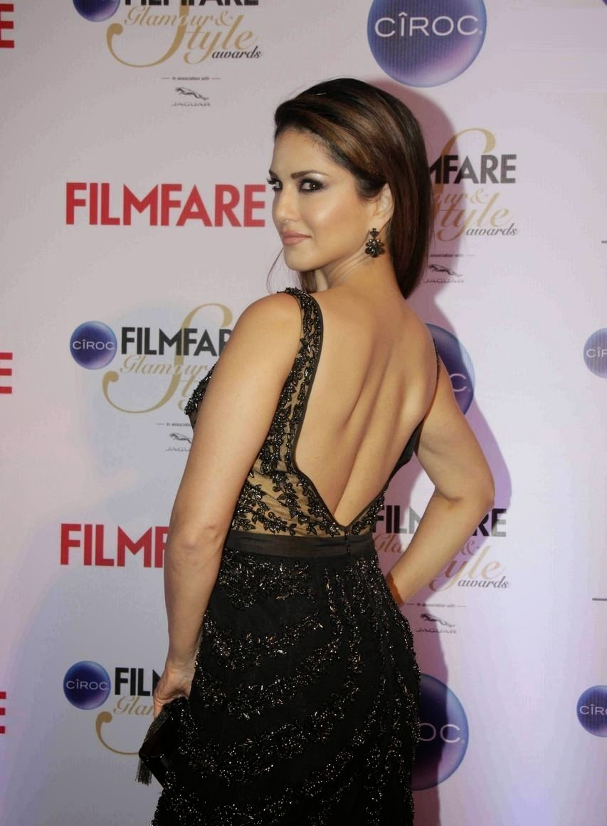 sunny leone at ciroc filmfare glamour & style awards