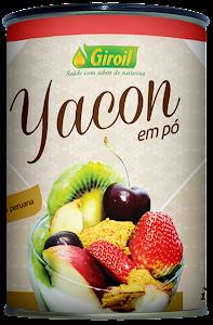 Yacon em Pó Giroil