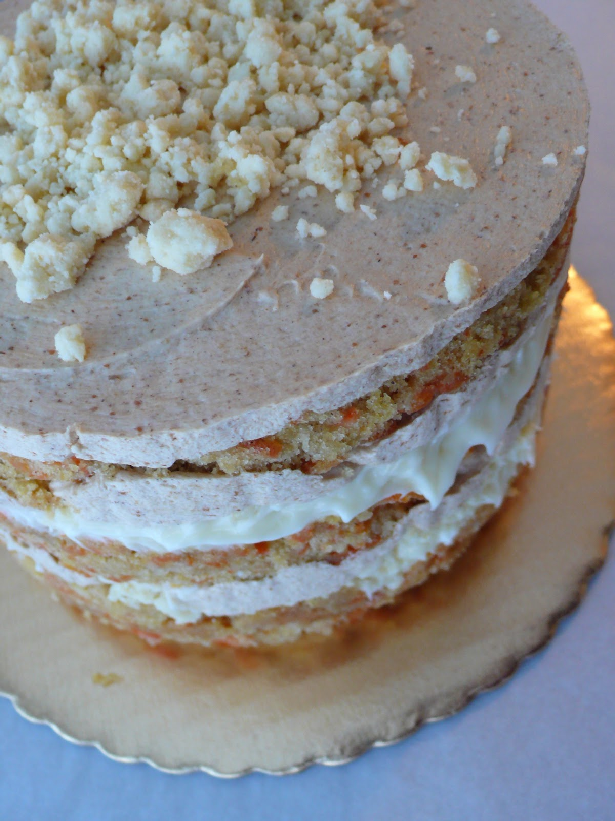 Momou Milk Bar S Carrot Layer Cake