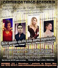 Clases de Tango Salon y Fantasia