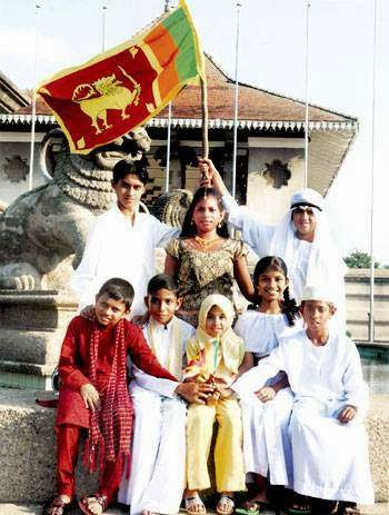 66th Sri Lanka Independence Day celebrations in Kegalle