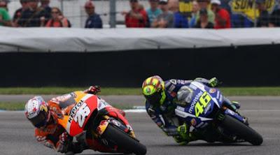 [Sport] Klasemen MotoGP Usai Pedrosa Juara di Motegi