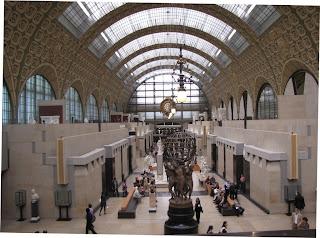 Museum D'Orsay_interior_foto Suyene Correia