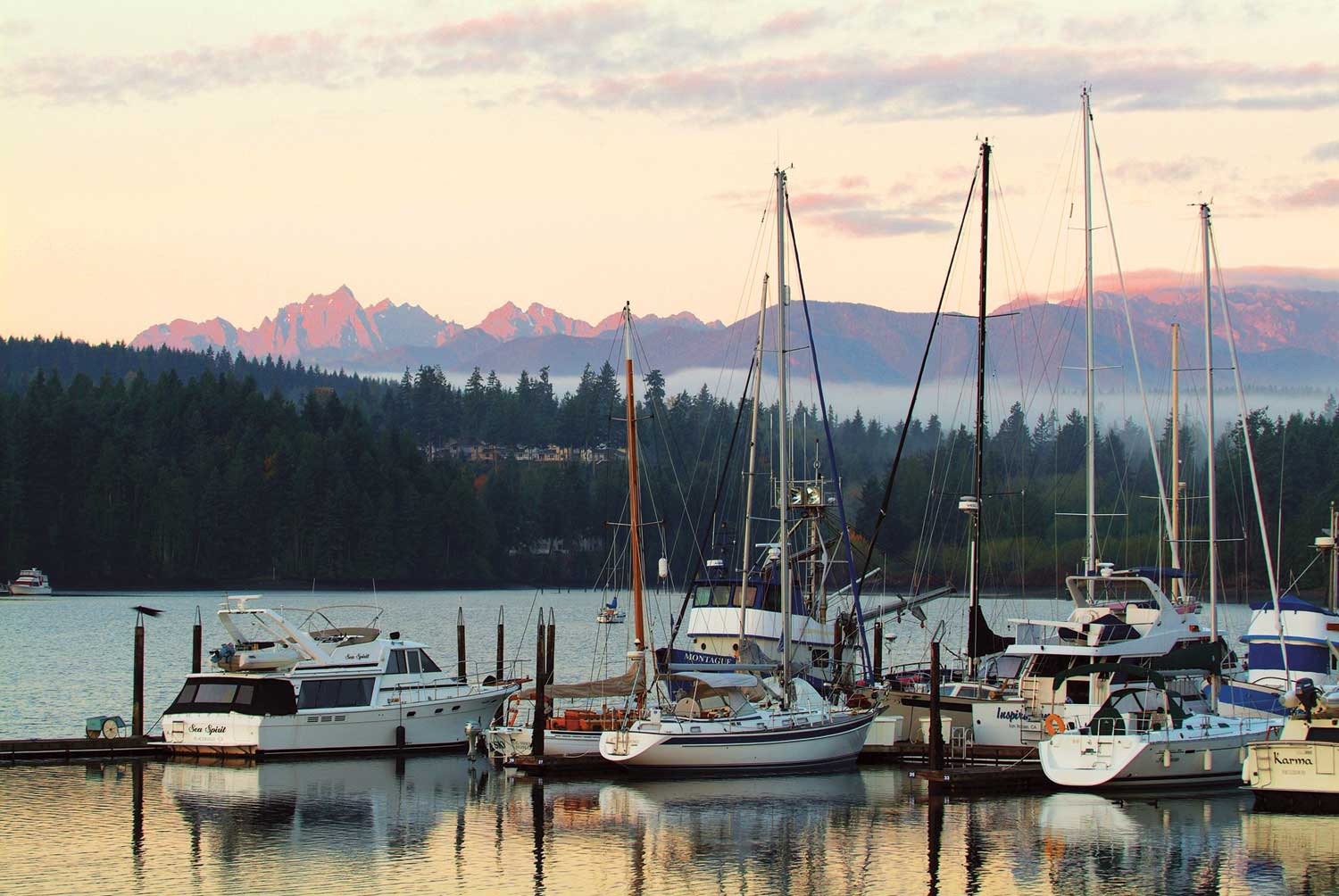 Redefining The Face Of Beauty The Best Waterfront Resorts Amp Lodges Washington State