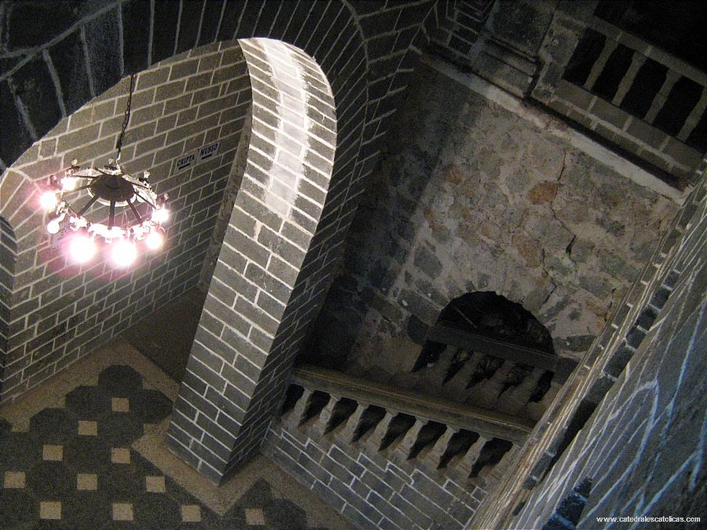 Resultado de imagen para santuario de las lajas cripta