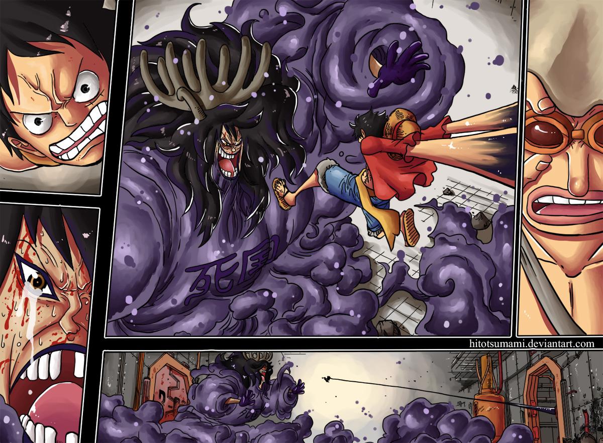 One Piece Chapter 692: Những sát thủ từ Dressrosa 003