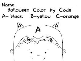 Halloween Letter B Printables