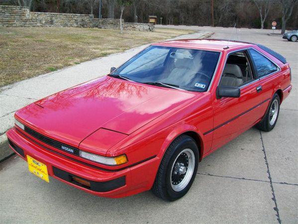 Daily Turismo: 5k: 1984 Nissan 200SX; S12 Silvia