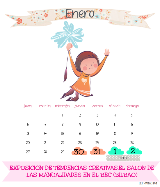SALÓN DE LAS MANUALIDADES DE BILBAO (BEC) /EXPOSICIÓN DE TENDENCIAS CREATIVAS