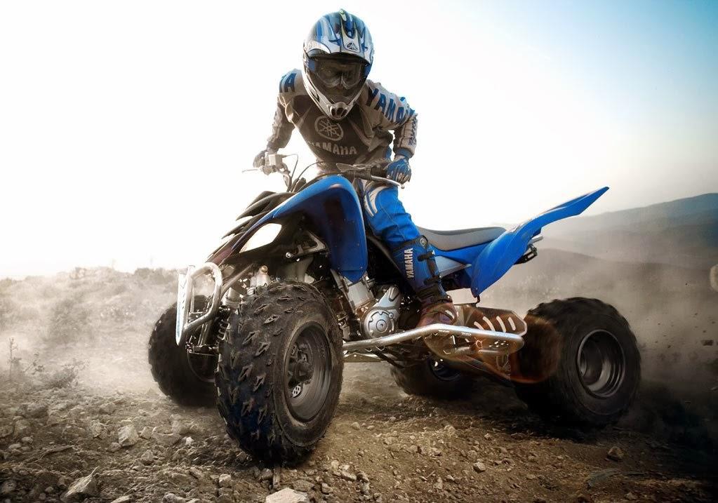 Yamaha Latest YFZ 450  ATV Bike Images