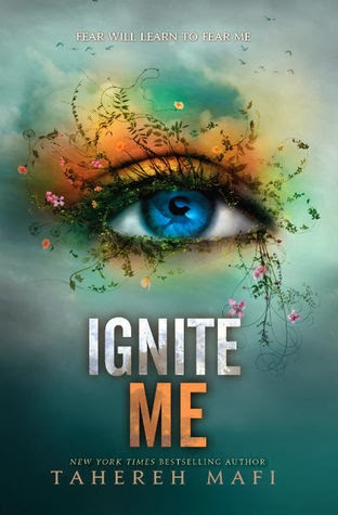 Audiobook review ignite me by tahereh mafi the starry eyed title ignite me author tahereh mafi narrator kate simses series shatter me book 3 length 9 hrs 50 mins publisher harper audio fandeluxe Choice Image