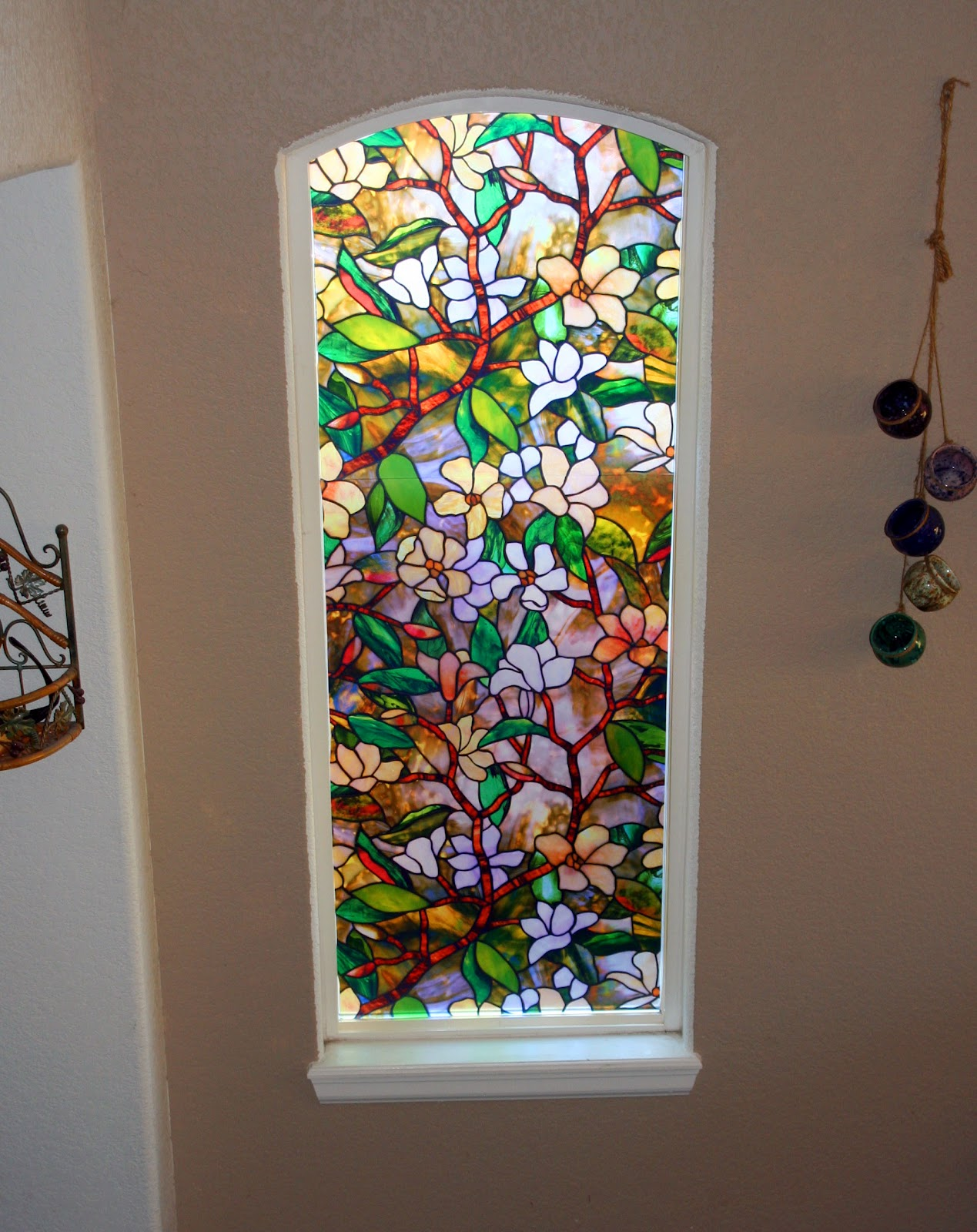 9 29 12 stained glass window film for Stained glass window film