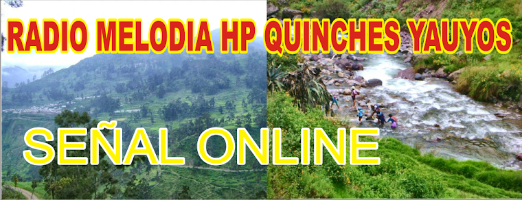 STAR QUINCHES / RADIO MELODIA HP ONLINE