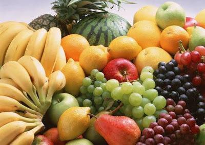 تناول الفواكه والخضروات يقاوم الشيخوخة - fruits and vegetables