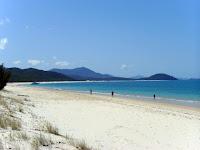 Whitehaven Beach – Queensland – Australia