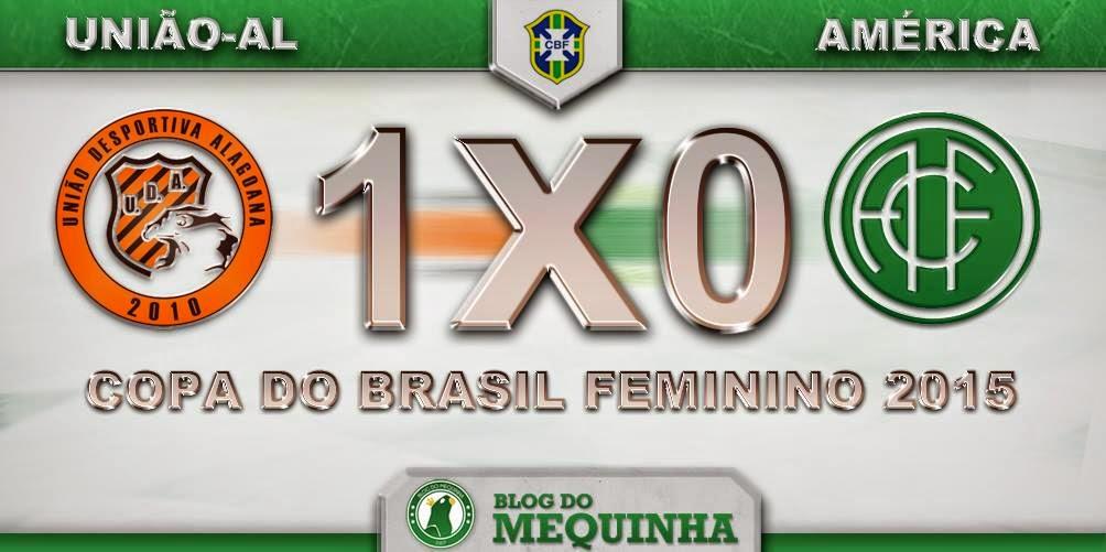 América se despede da Copa do Brasil de cabeça erguida