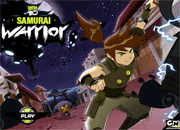Ben 10 Samurai Warrior