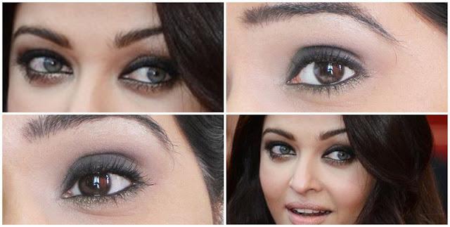 Aishwarya Rai Eye Makeup Tutorial